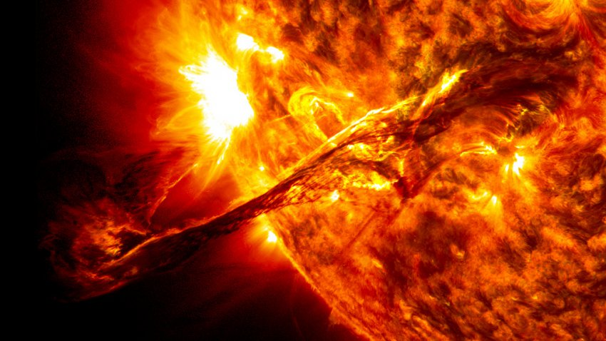 В конце сентября Землю накроет сильная магнитная буря