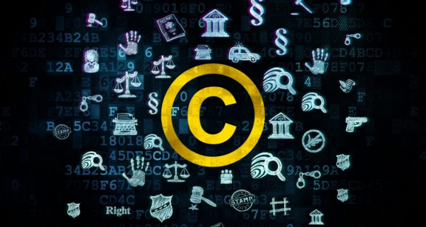 Авторское право придумали с паразитической миссией