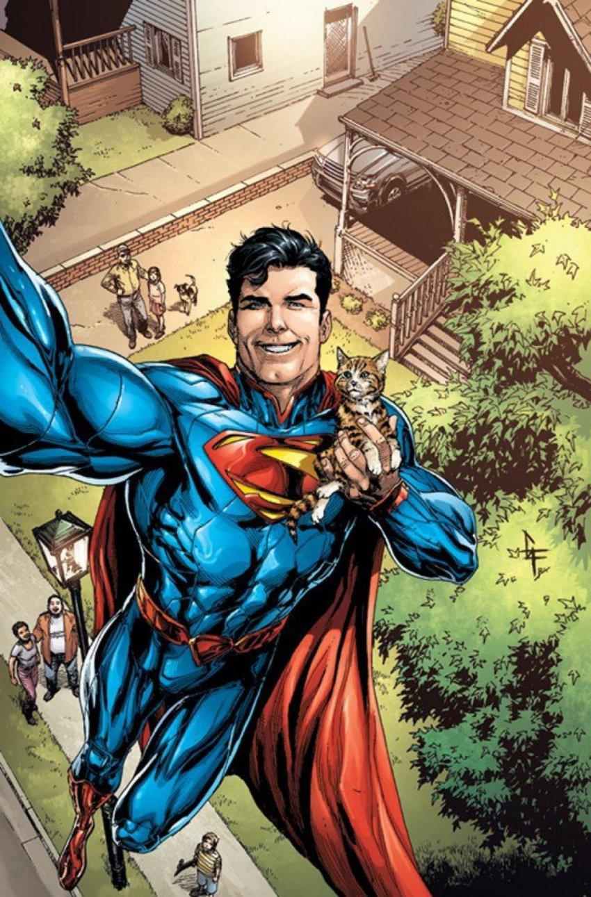 Почему супермен не бурит скважины?