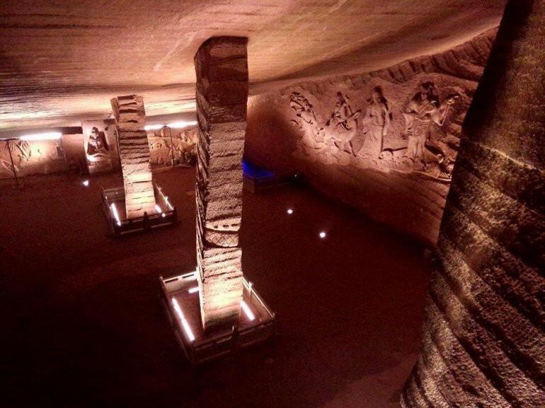 24 Пещеры Лунъю и загадочная технология строительства