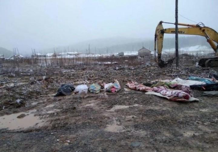 «Выжили чудом»: старатель рассказал об обрушении полтины в Красноярском крае