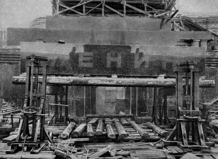 Проект «Мавзолей» - оккультное сооружение для подавления воли
