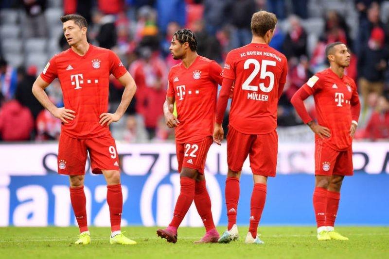 Бавария – Унион Берлин 26 октября 2019 года: прямая онлайн трансляция матча Бундеслиги