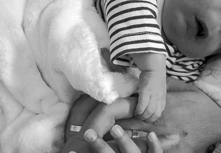 В Португалии родился ребенок без лица