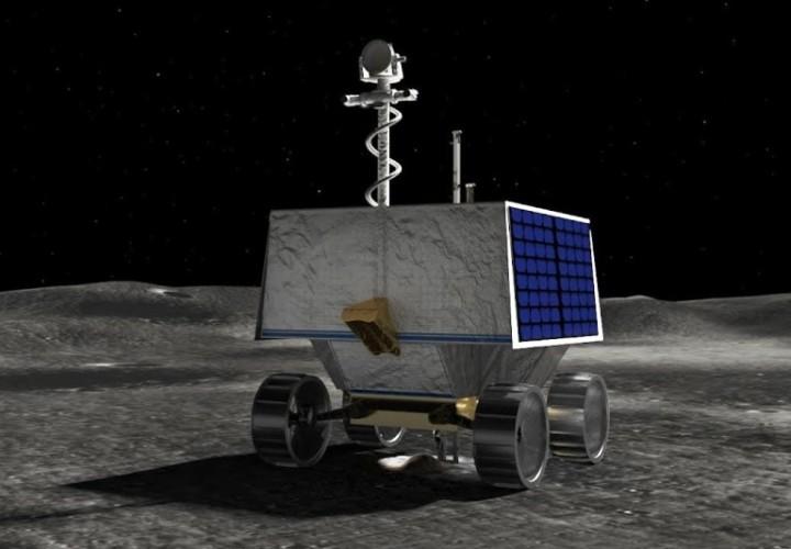 НАСА намерено составить «водную карту» Луны