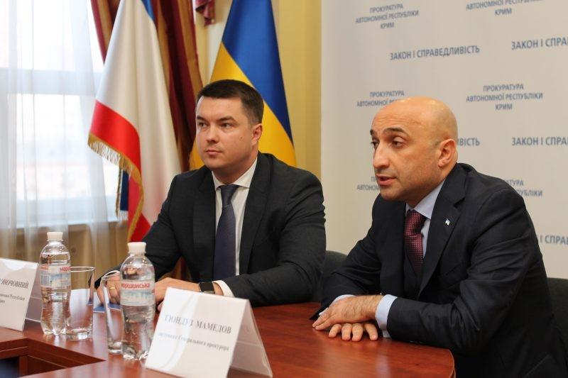 Киев назначил нового главу прокуратуры в Крыму в октябре 2019 года