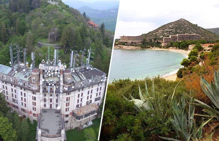 Список известных и заброшенных курортов в мире