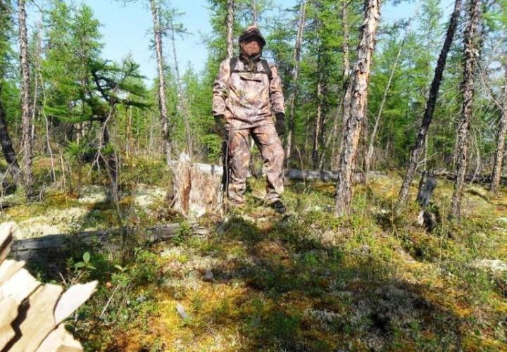 В Якутии разработан прибор для поиска людей в тайге