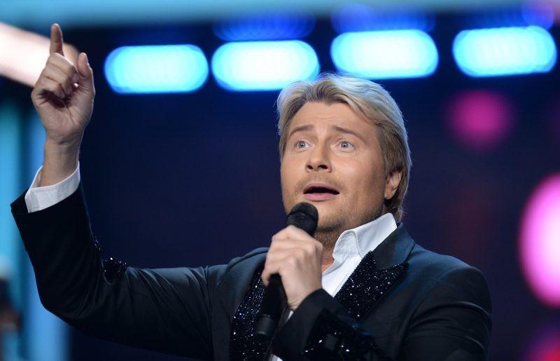 Известный певец Николай Басков провел праздник с близким человеком