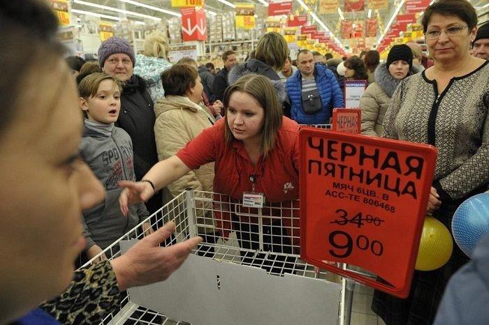 Когда будет «Черная пятница» в 2019 году в России, где будут большие скидки?