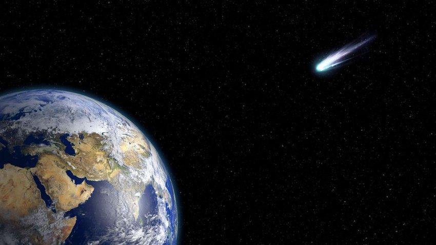 Тысячи лет назад Землю поразила комета: ученые нашли доказательства