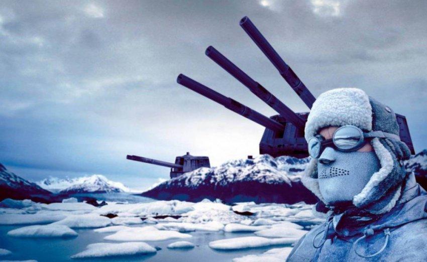 «Северная доктрина» США решила отобрать у России Арктику
