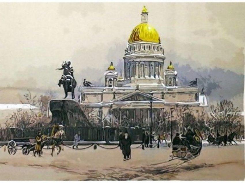 О странностях «строительства» Исакиевского собора