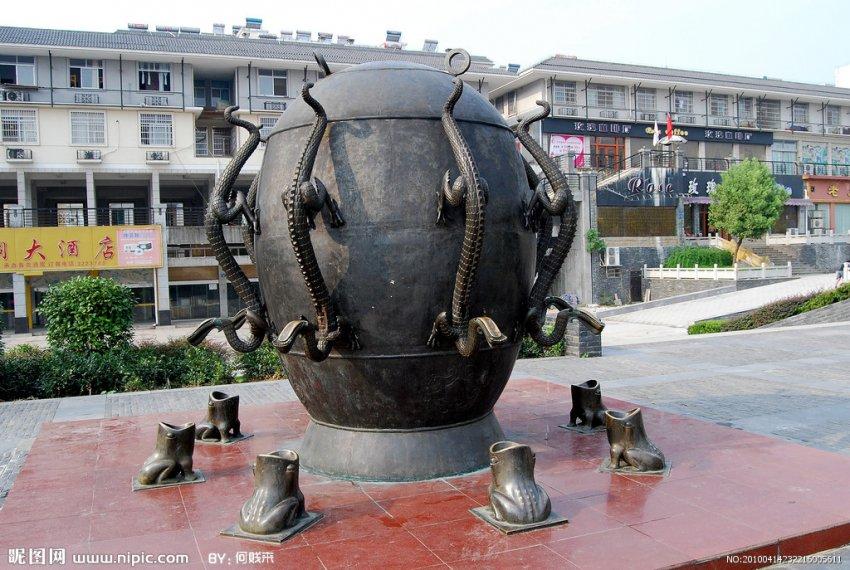 Первый китайский сейсмограф изобрели 2000 лет назад