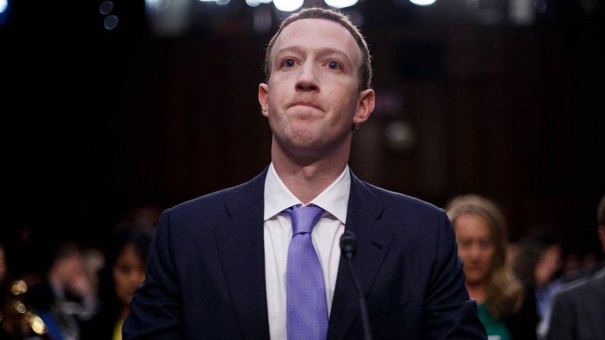 Марк Цукерберг признался, что иногда бывает роботом