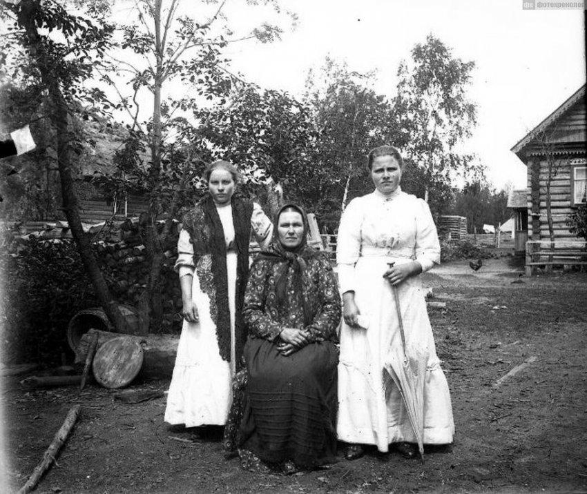 Зажиточное кулачество в конце XIX - начале XX века