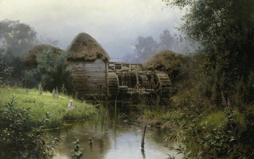 Василий Поленов - художник, обогнавший тысячилетие