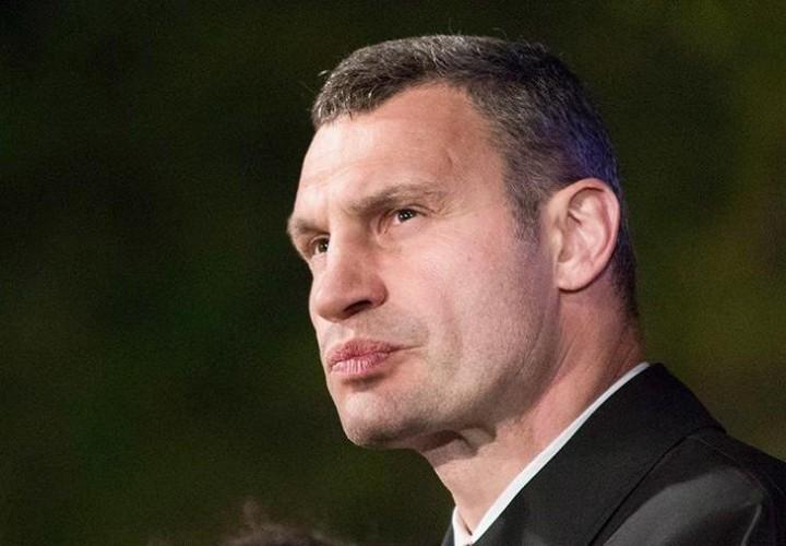 На Украине против Виталия Кличко возбудили уголовное дело