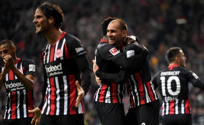 Айнтрахт – Бавария 2 ноября 2019 года: онлайн трансляция матча чемпионата Германии