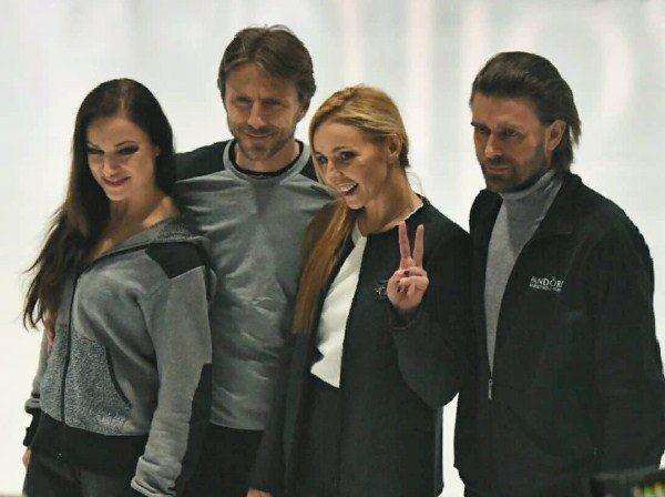 Измождённый муж Анастасии Заворотнюк появился на публике впервые за последние несколько месяцев