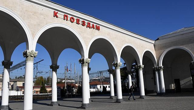 В Сети появилось расписание поездов по Керченскому мосту в Крым