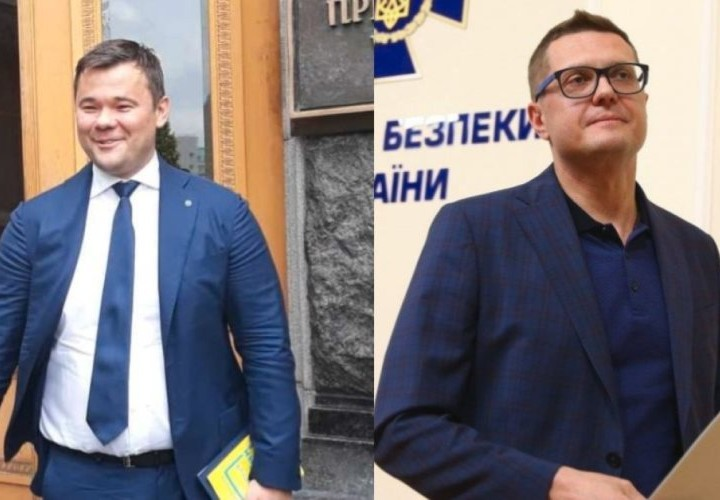 СМИ: Глава СБУ и руководитель офиса Зеленского подрались в Киеве