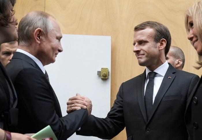 В Варшаве заявили о нежелательности сближения России и Франции