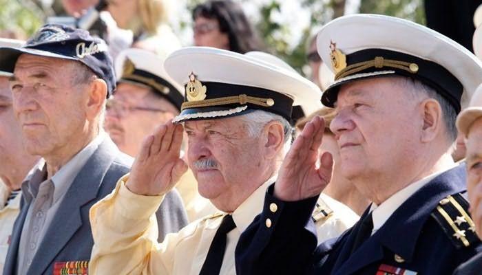 Военная пенсия в 2020 году вырастет, но не существенно