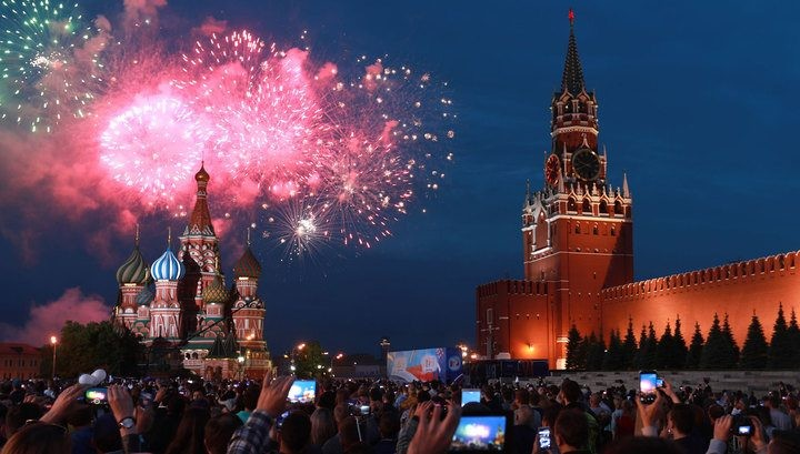 Концерт в Москве 4 ноября 2019 года: где лучше отпраздновать День народного единства в столице