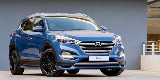 Новый Tuscon 2020 от Hyundai прошел первый тест на гоночной трассе