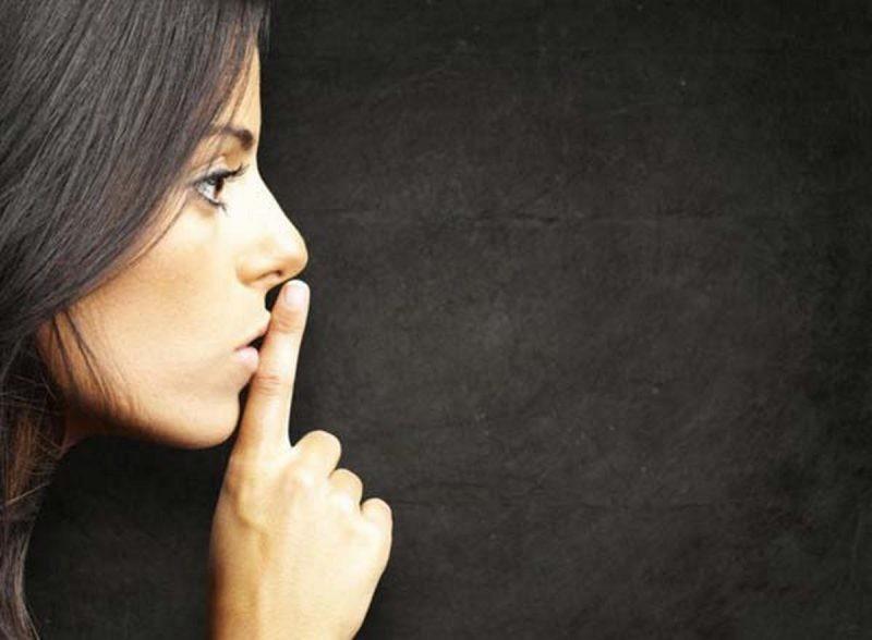 Почему молчание может спасти жизнь и отвернуть беду