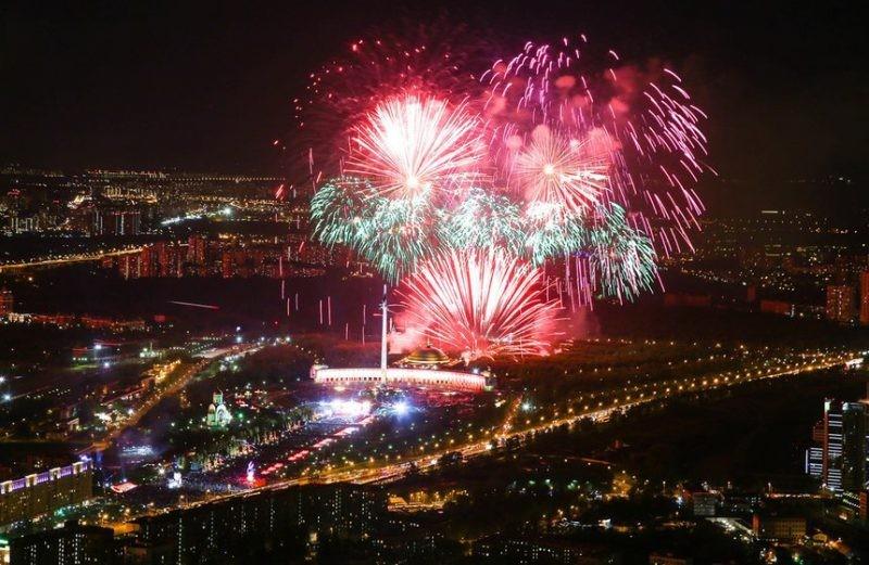 Салют на 4 ноября 2019 в Москве: во сколько, где, праздничная программа