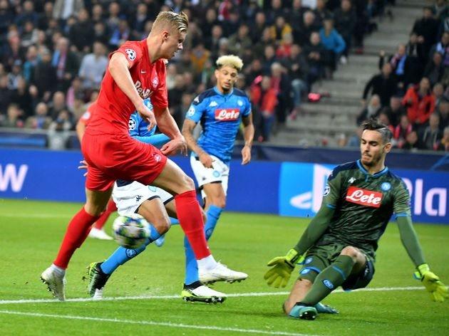Наполи – Ред Булл Зальцбург 5 ноября 2019 года: смотреть онлайн трансляцию матча Лиги Чемпионов