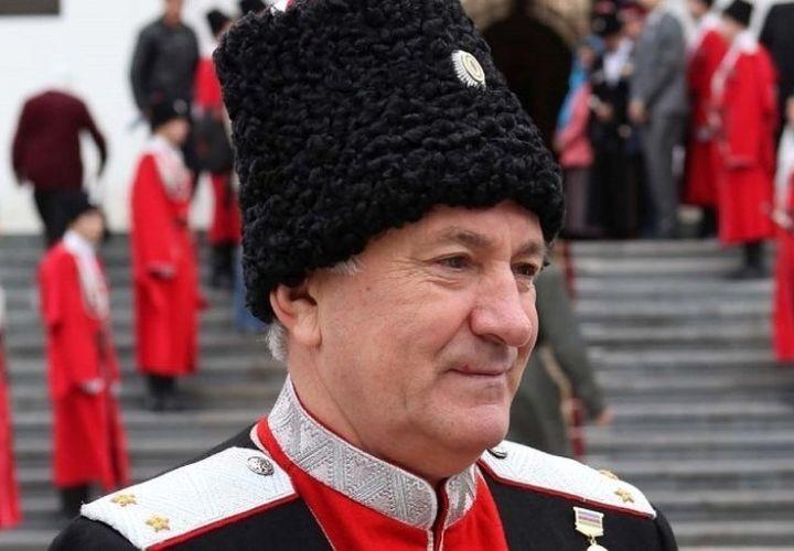 В России появился атаман Всероссийского казачьего общества