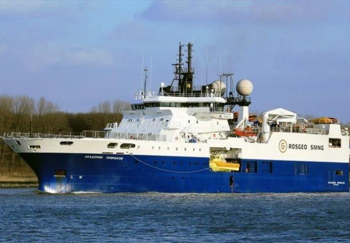 МИД РФ выразил недоумение в связи с отказом Эстонии пропустить российское судно
