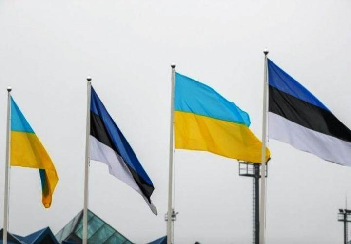 Украина попросила Эстонию усилить борьбу с «Северным потоком-2»