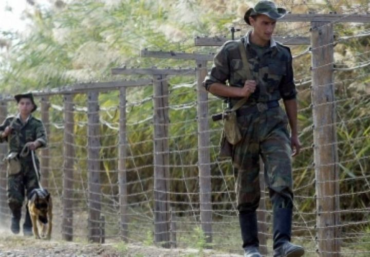 На таджикскую погранзаставу совершено нападение. Есть погибшие