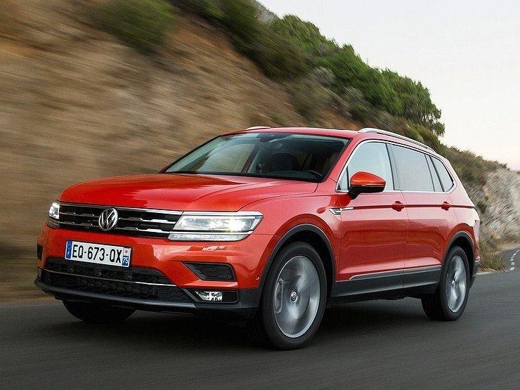 Кроссовер Volkswagen Tiguan Allspace сертифицирован в России и вскоре появится в автосалонах