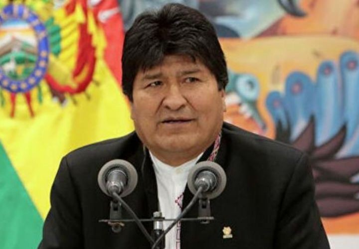 Президент Моралес заявил об отставке