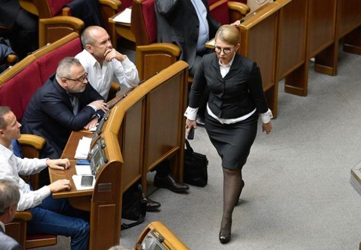 Тимошенко предрекла Украине трагедию, которую невозможно будет «отыграть назад»