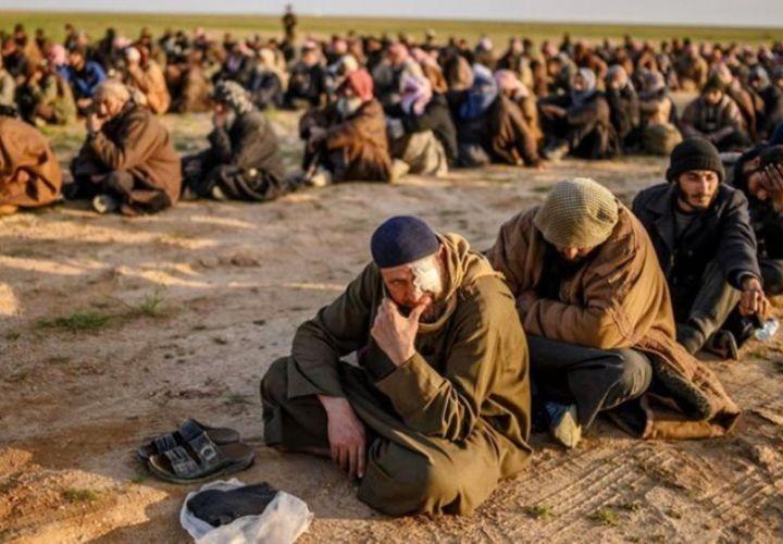 Турция приступила к депортации боевиков