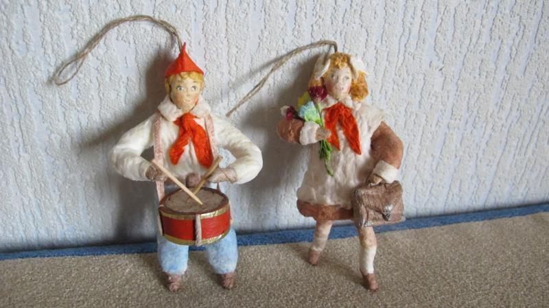 Советские ёлочные игрушки сегодня могут стоить целое состояние