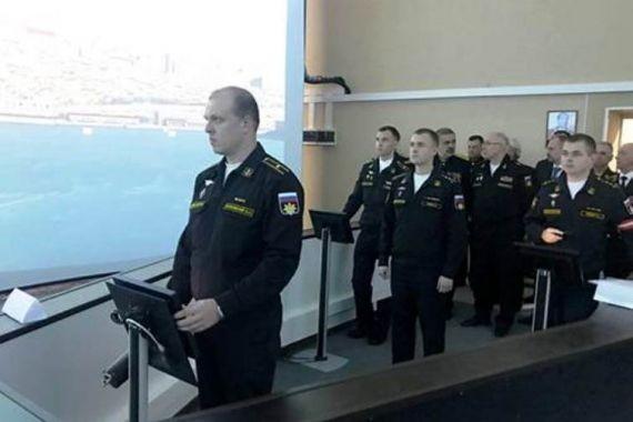 В Петербурге создан новый тренажерный комплекс для военных моряков