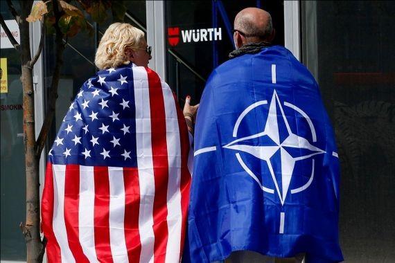 Трамп принял решение снизить американскую долю в бюджете НАТО