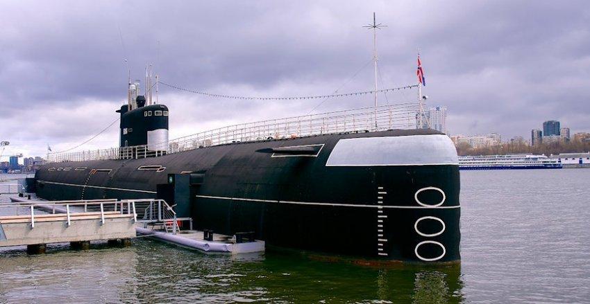 Ночь искусств в Москве 3 ноября 2019 года можно будет провести на подводной лодке