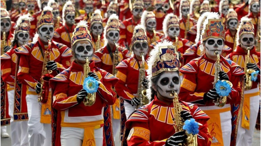 Какой сегодня праздник, 1 ноября 2019 года: Международный день вегана, День всех святых, День мертвых принято отмечать в мире