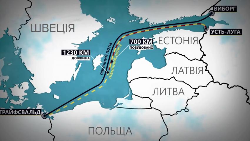 Когда достроят Северный поток-2 поведал глава Газпром