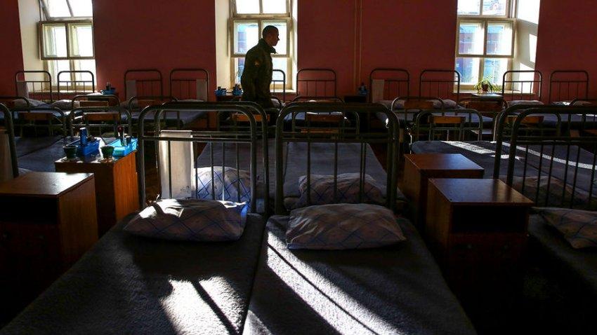 Рамиль Шамсутдинов расстрелял сослуживцев 25 октября 2019 года в воинской части в Чите