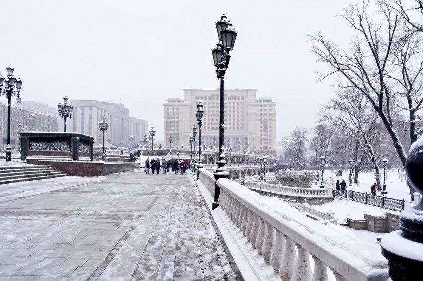 Погода в ноябре 2019 года по прогнозу синоптиков будет тёплой, но переменчивой