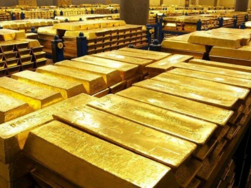 Куда подевалось украденное золото царской России?